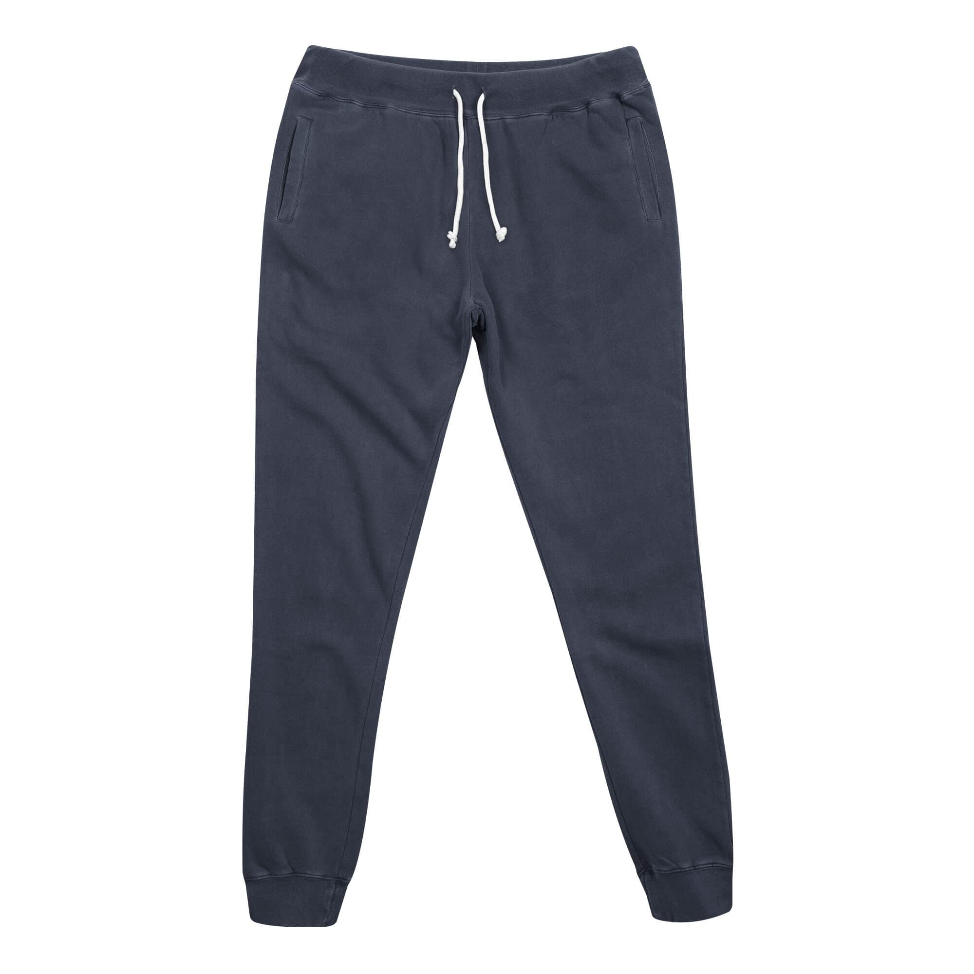 Mitchell & Ness Basic Pigment Dyed Fleece Pant