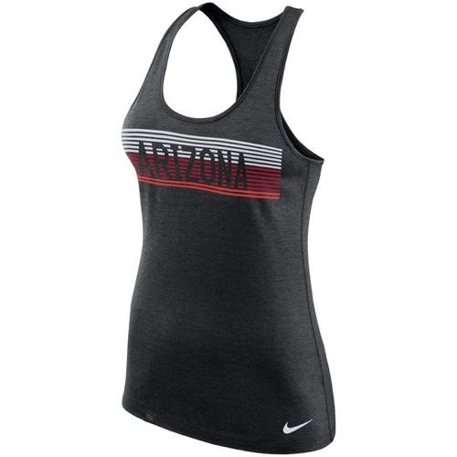 NFL Arizona Cardinals Women's Touch Performance Nike Tank Top - Black