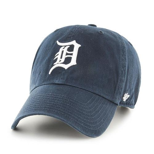 MLB Detroit Tigers '47 Clean Up Hat