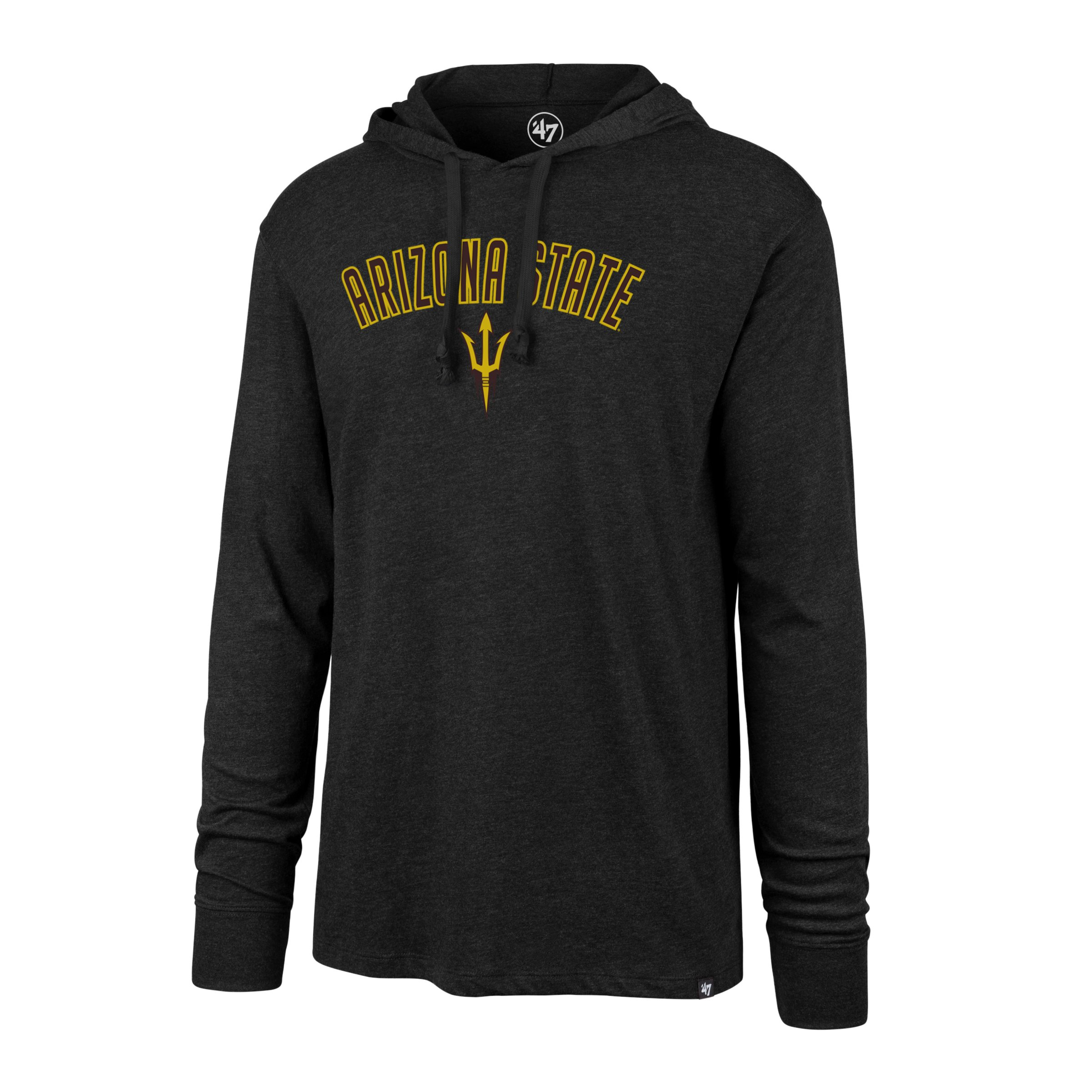 NCAA Arizona State Sun Devils '47 Focus Club Hoodie - Black