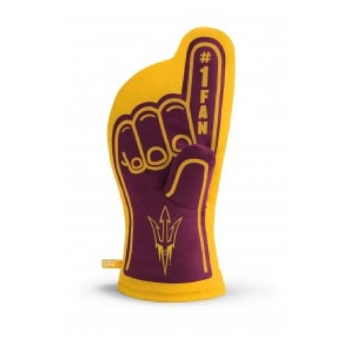 NCAA Arizona State Sun Devils #1 Fan Oven Mitt